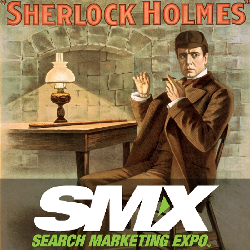 sherlock holmes local seo at smx