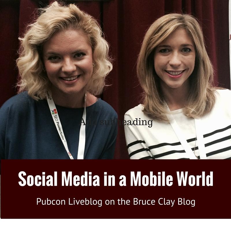 Social Media in a Social World