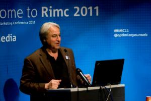 David Szetela speaking