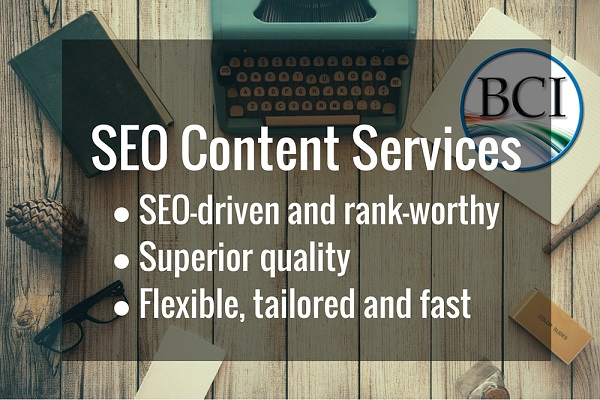SEO Content Services benefits