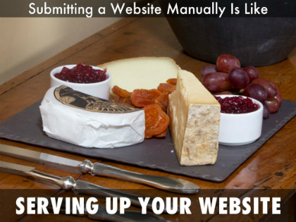Serve up your website