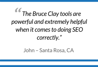 Toolset user testimonial