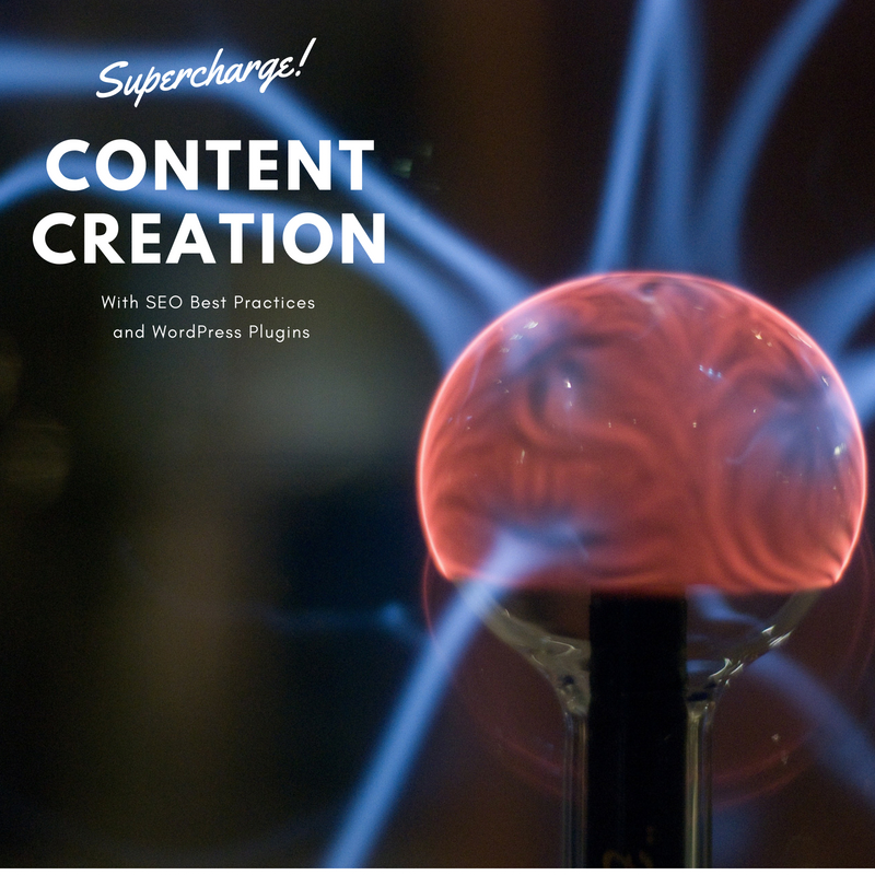 Supercharge content creation.