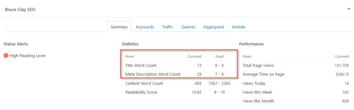 Custom meta data targets show in plugin.