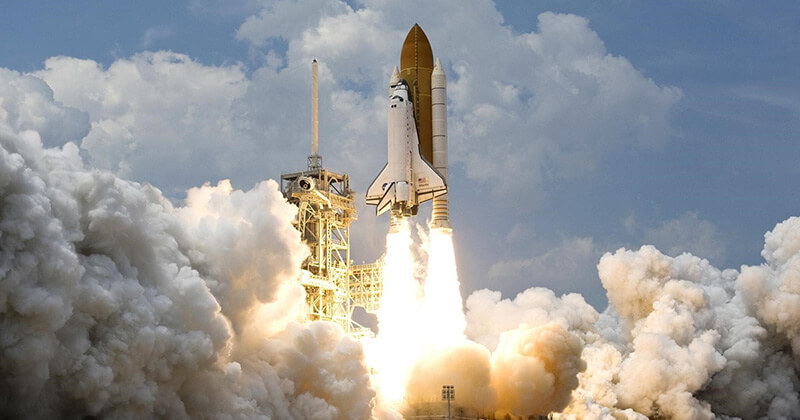 A successful launch after implementing SEO.